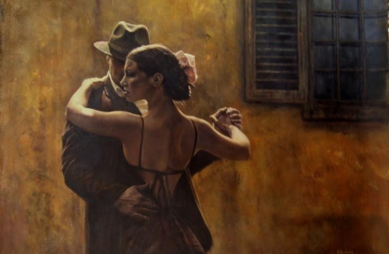 Tango Argentino von Hamish Blakely