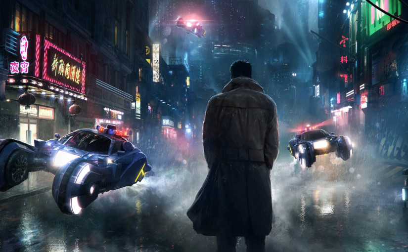 """Wunderschöne Bilder mit Motiven aus dem Film """"Blade Runner"""" von Jonas De Ro"""