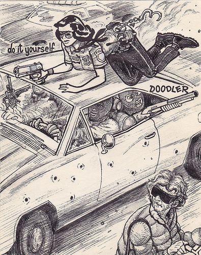 """Do it yourself doodler"" von David Jablow"