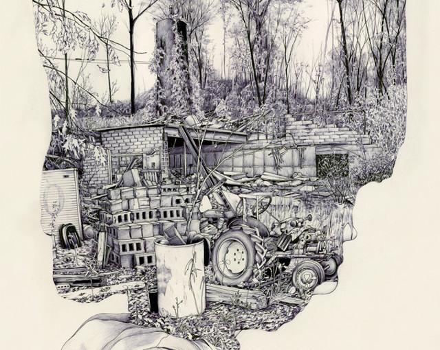 Traumhafte Erinnerungen auf den Gemälden von Pat Perry