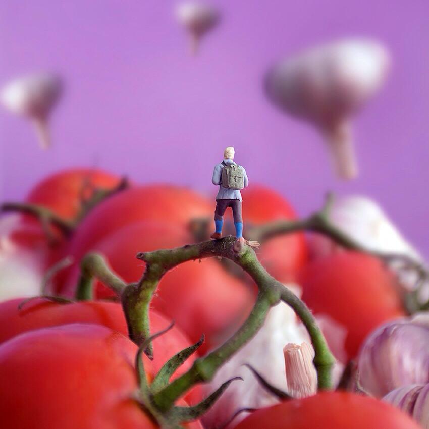Pomodoro-Land