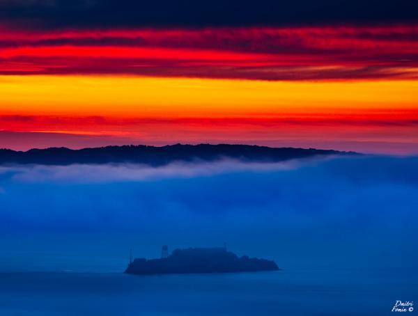 Landschaftsphotographie von Dmitri Fomin