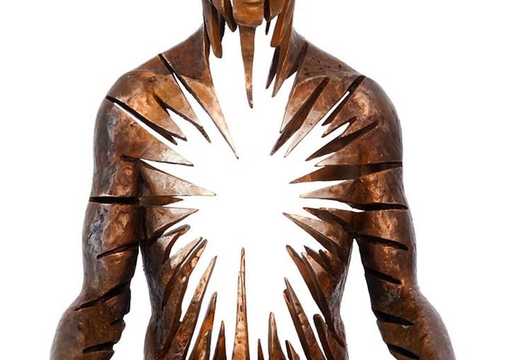Bronzeskulpturen von Sukhi Barber