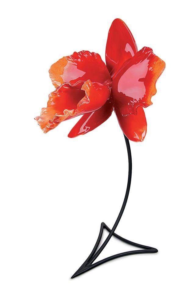 Red+Cattleya