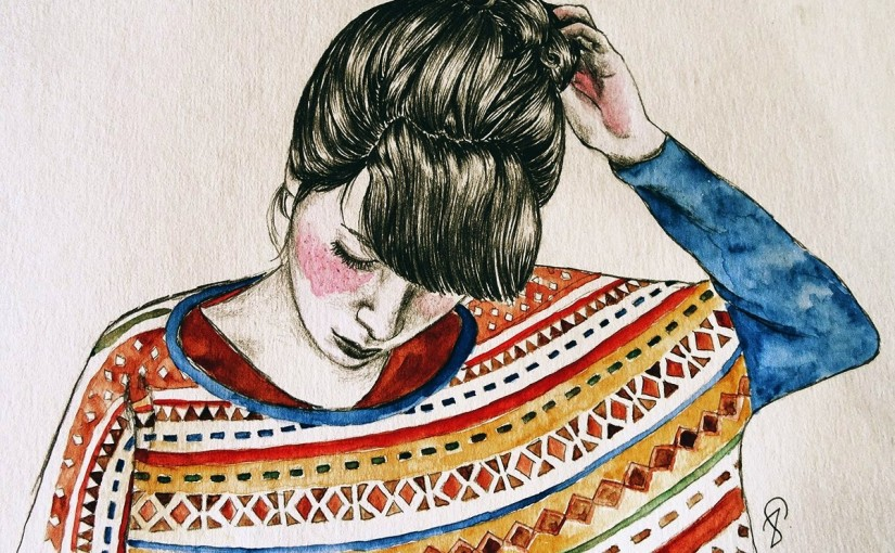 Illustrationen von Lucy Salgado
