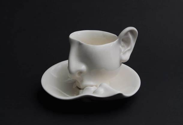 Keramik von Johnson Tsang