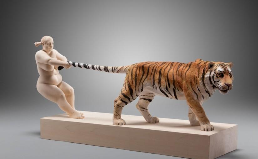 Skulpturen von Matthias Verginer