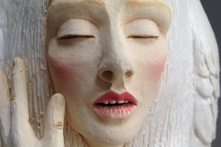 Keramikskulpturen von Crystal Morey