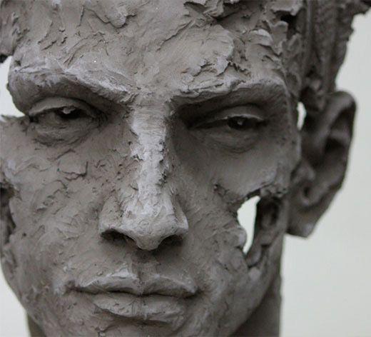 Skulpturen von Christophe Charbonnel