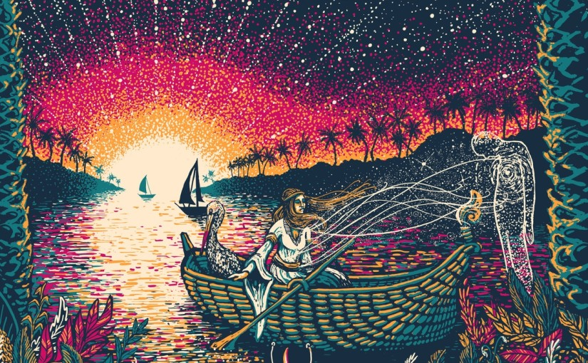 Illustrationen von James R. Eads