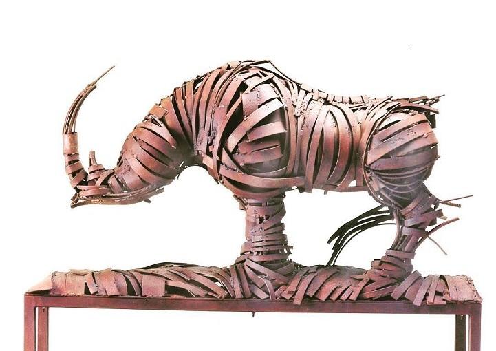 Tierskulpturen von Fernando Suárez Reguera