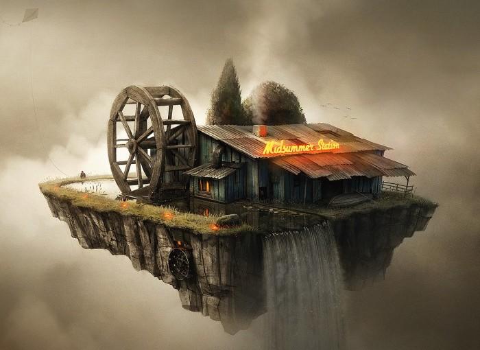 Traumhafte Welten von Gediminas Pranckevicius