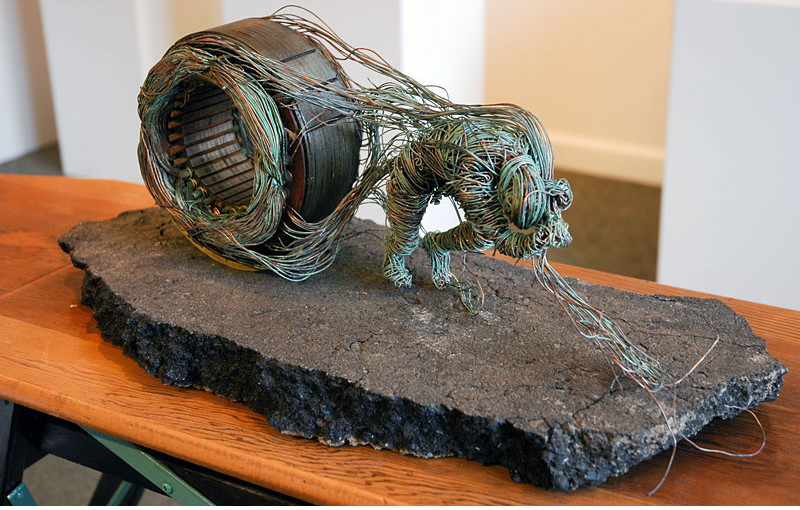 Figurative Skulpturen von Peter McFarlane