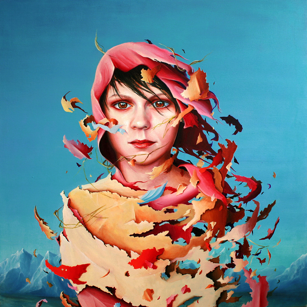 Fantasievolle & farbenreiche Malerei von Ewa Pronczuk-Kuziak