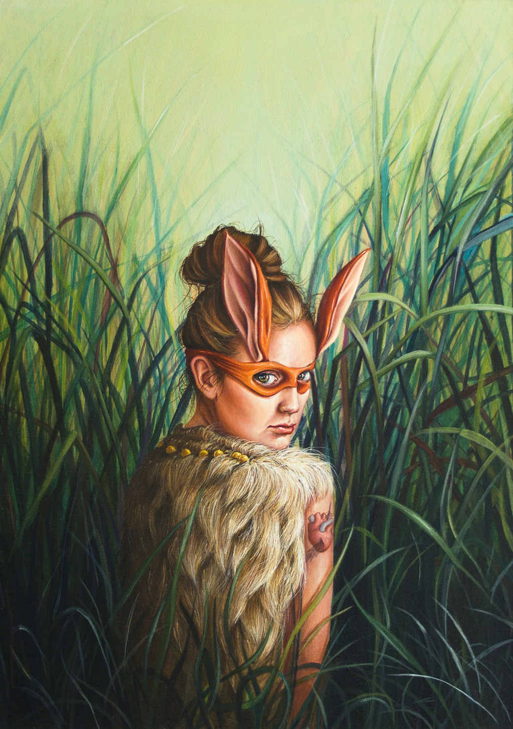 Ewa-Pronczuk-Kuziak-Superhero-oil-on-canvas-50x70cm-3014
