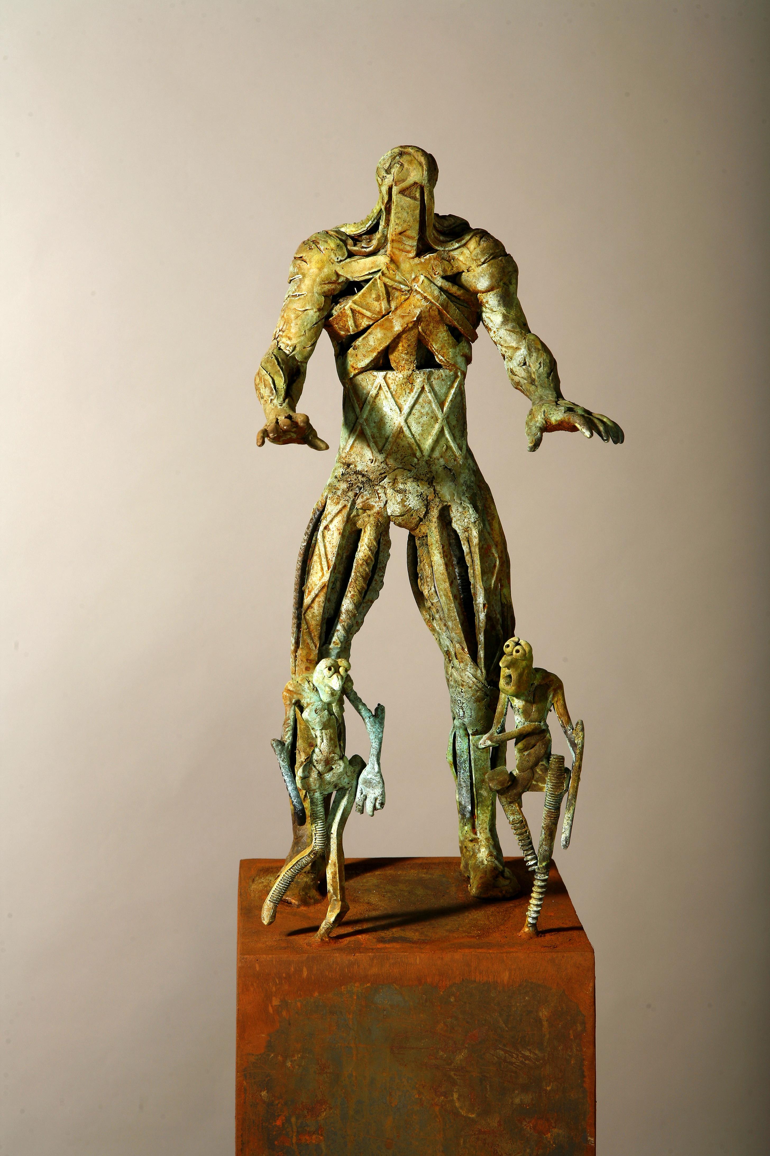 Skulpturen von Fernando Suárez Reguera