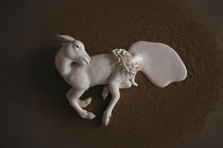 Porzellanfiguren von May Snevoll