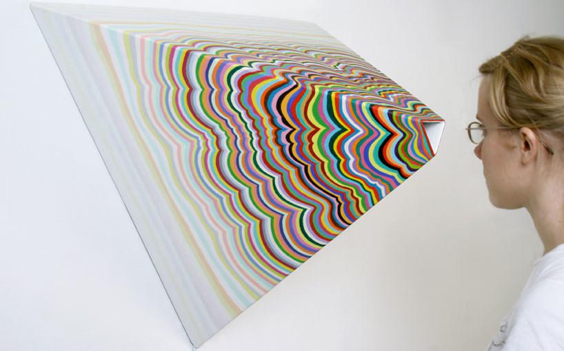 Papierkunst von Jen Stark