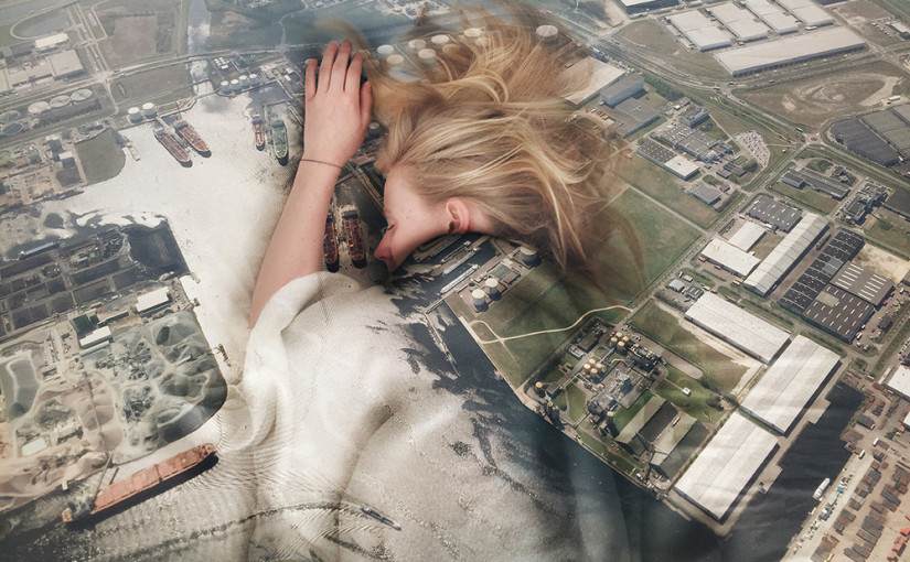 Fotomanipulation von Laurent Rosset