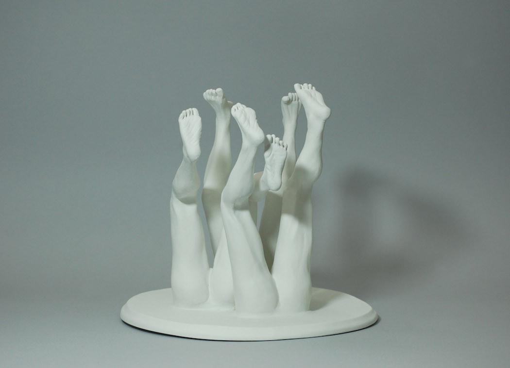 Surrealistische Skulpturen von Boezio Alessandro