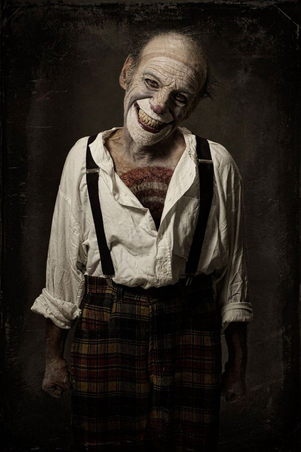 Creepy Clowns von Eolo Perfido