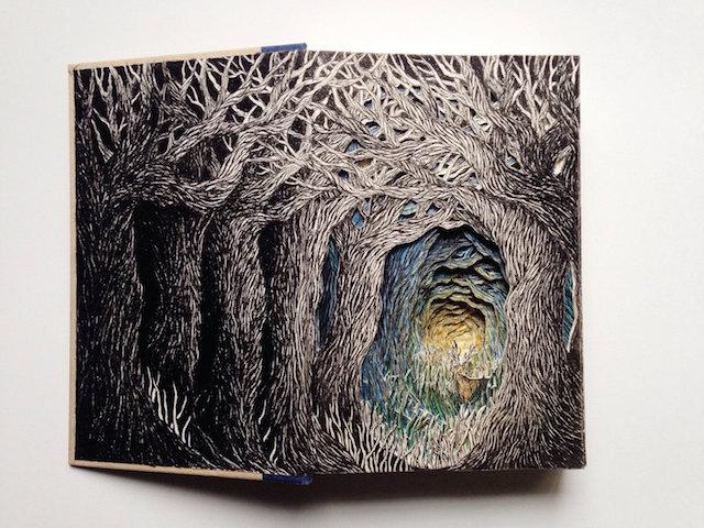 Buchkunst von Isobelle Ouzman