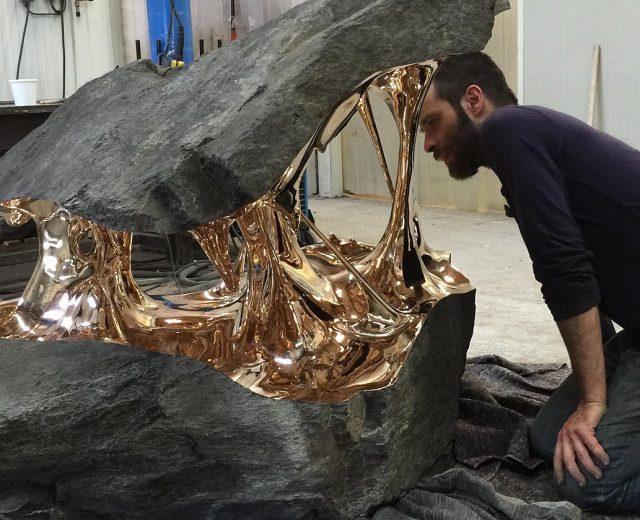 Skulpturen von Romain Langlois