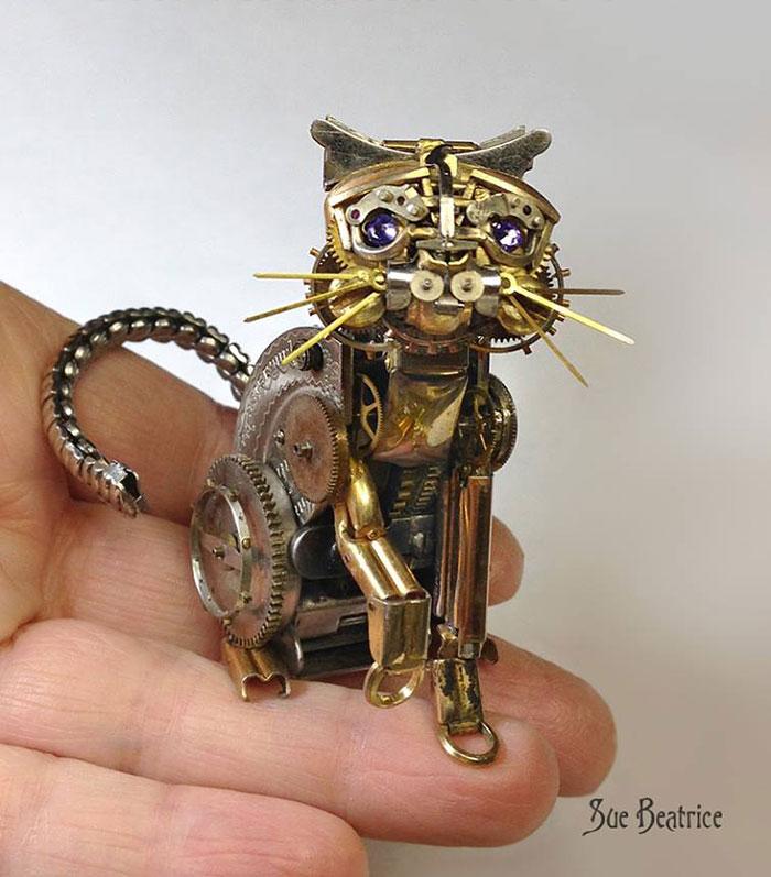 Erstaunliche Skulpturen von Sue Beatrice