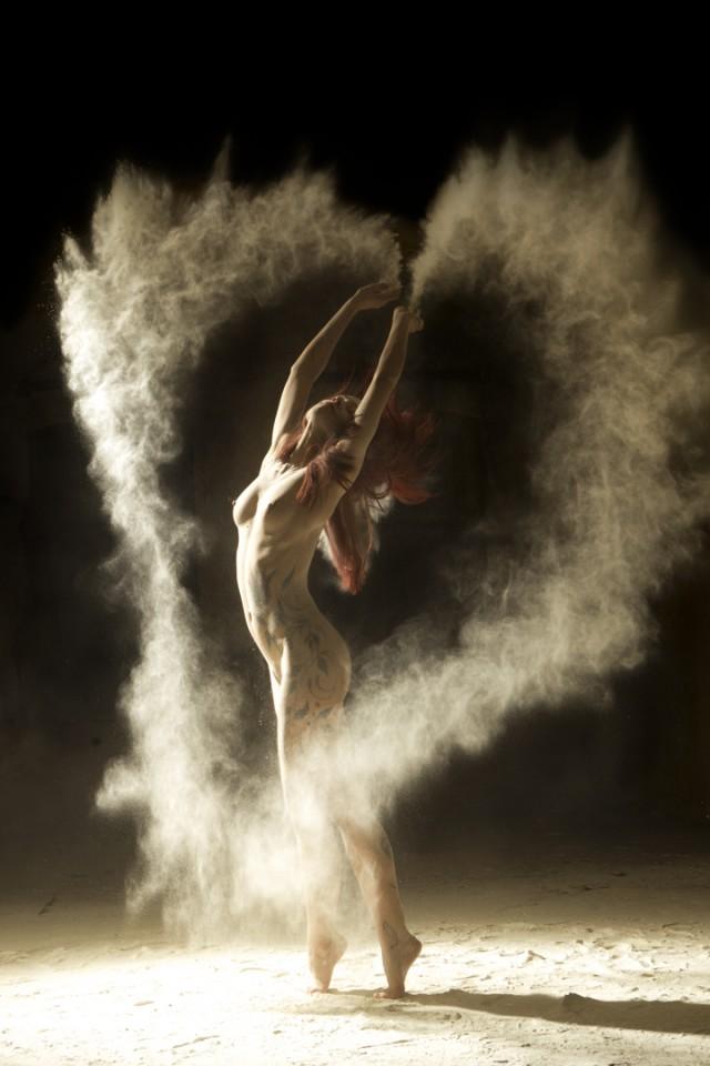 Körperkunst von Ludovic Florent