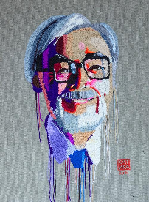 crochet-portrait-art-hayao-miyakazki
