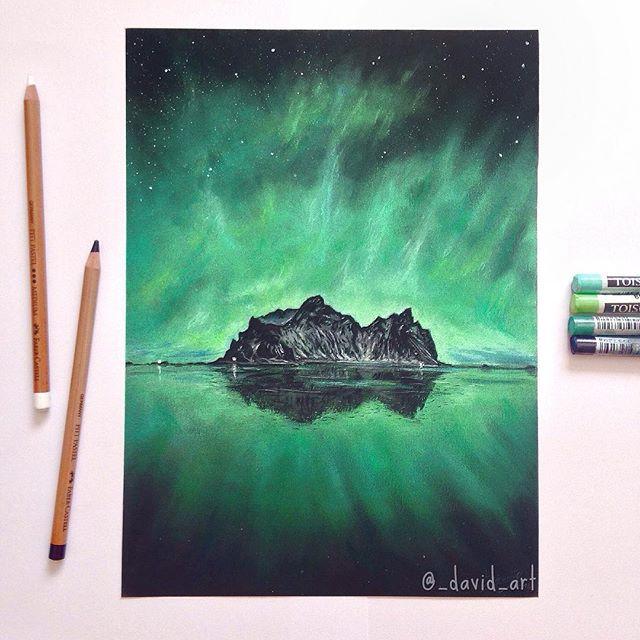 """""""Aurora Island"""""""
