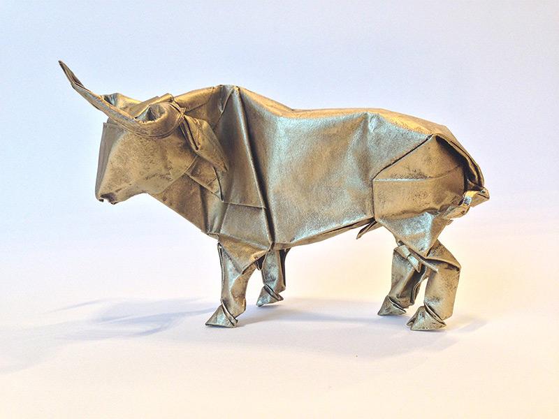 Ein Stier
