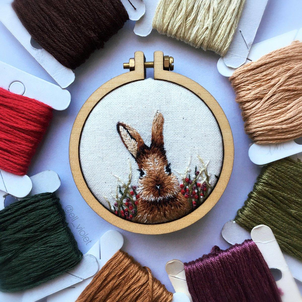 "Kaninchen ""Field Bunny"""