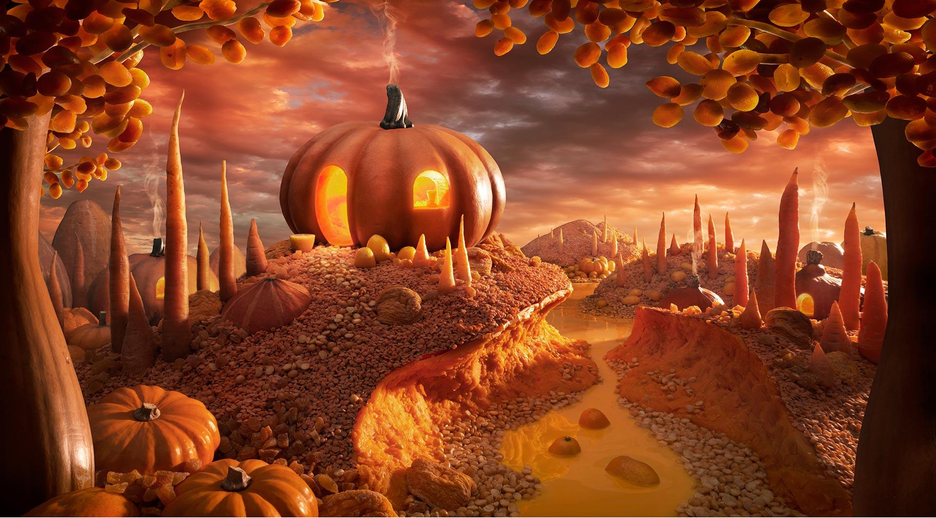 """""""Pumpkin Paradise"""""""