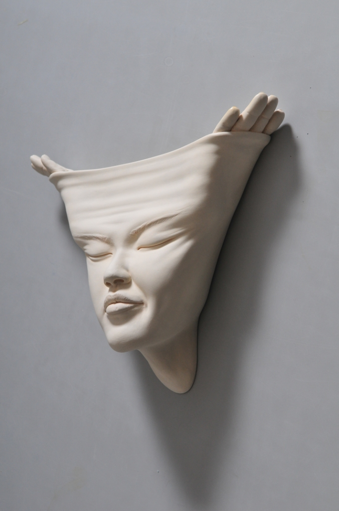 Exklusive Porzellanskulptuern von Johnson Tsang_Open Mind Serie