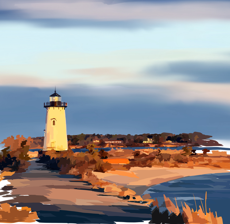 """Edgartown, Martha´s Vineyard"""