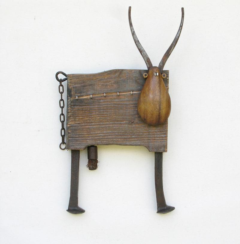 Neue alte Sachen. Moderne Kunst von Oriol Cabrero