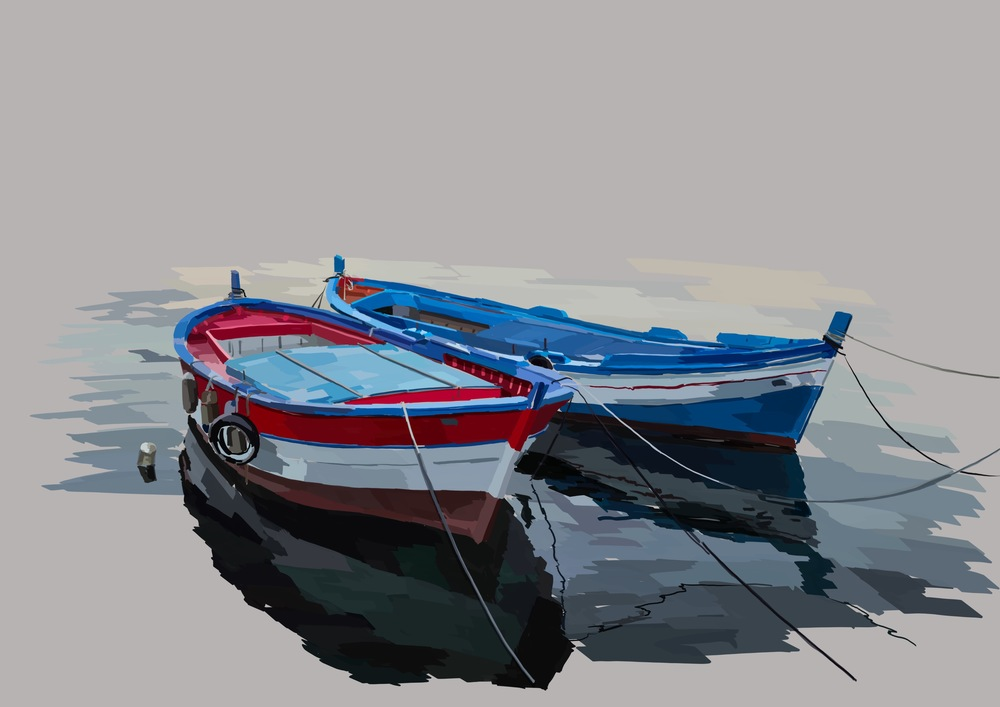 """""""Boats 105"""""""