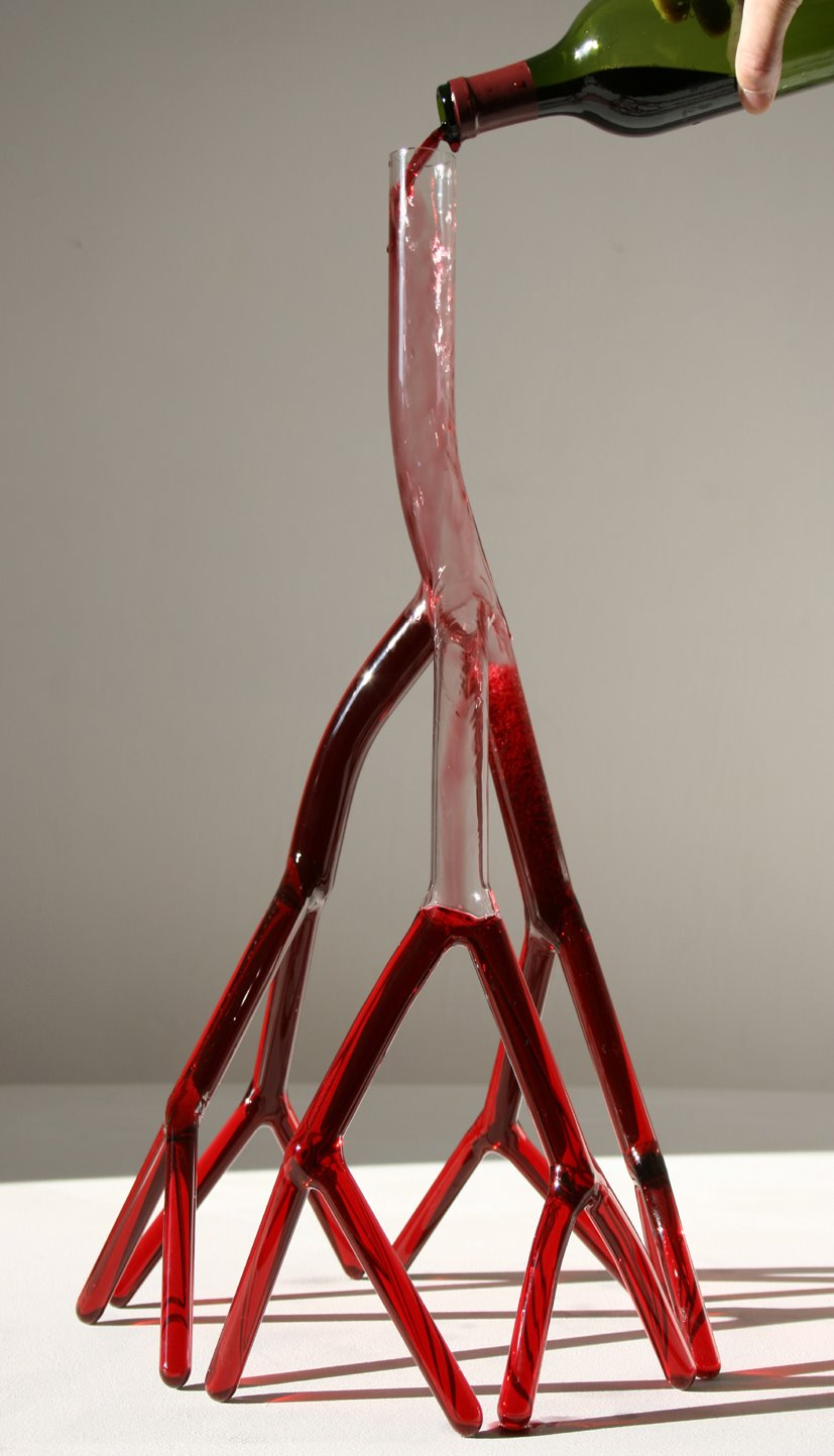 Strange Carafes von Etienne Meneau