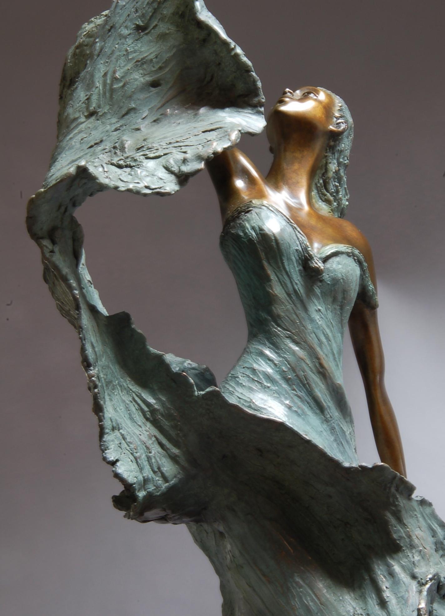 Tanzmagie in Skulpturen von Nathalie Seguin