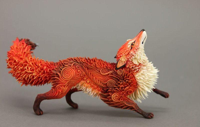 Fabelhafte Fantasy-Tiere von Evgeny Hontor