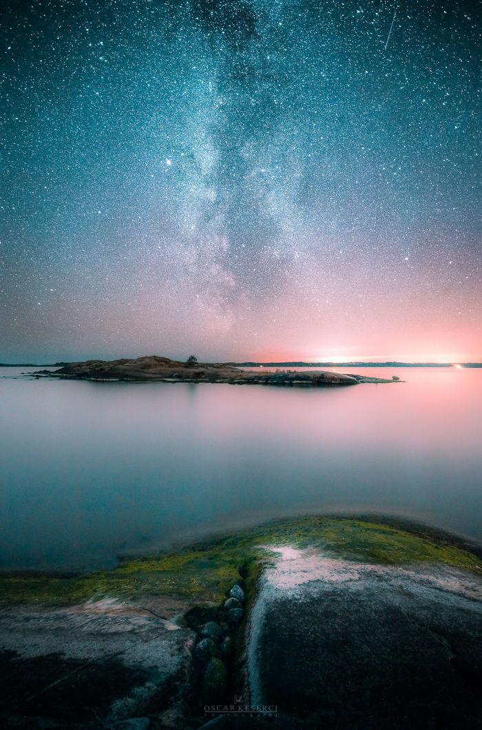 Malerische Landschaftsfotografien von Oscar Keserci