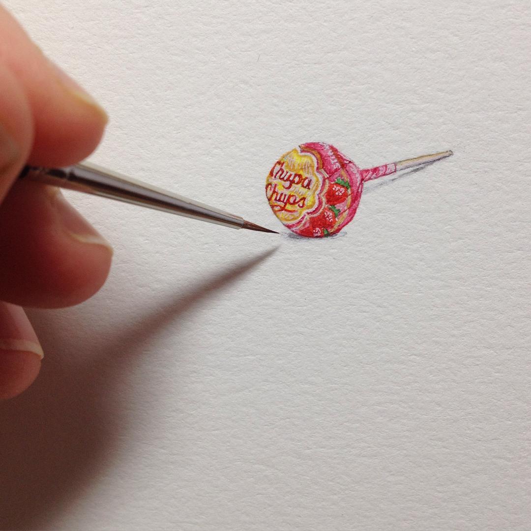 Chupa Chups Miniatur