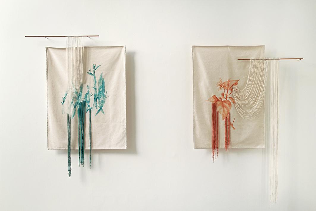 Ana Teresa Barboza und ihre malerische Stickerei