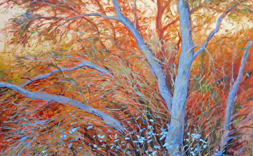 Wunderbare Ölmalerei von Michael Orwick