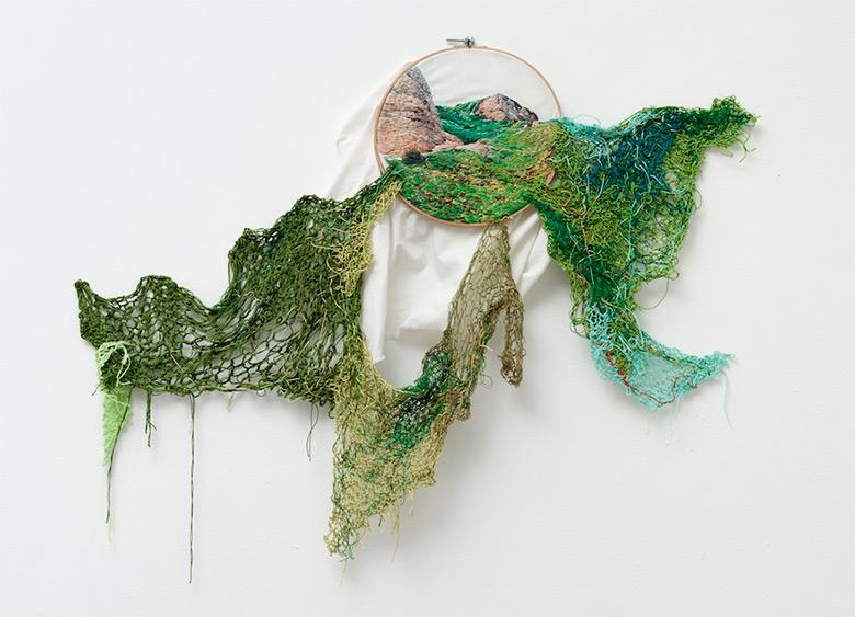 Ana Teresa Barboza und ihre malerische Stickerei_Landschaft
