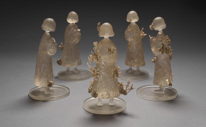 Zauberhafte Glasskulpturen von Meng Du